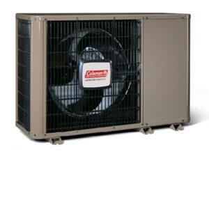 coleman split air system