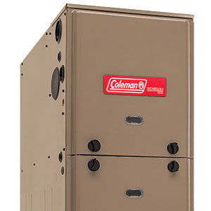 coleman furnace heating product